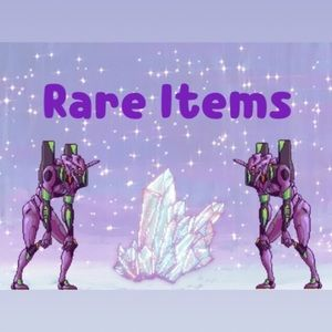 Accessories - ⭐️💜Rare items set price💜⭐️